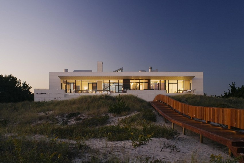 Southampton Beach House by Alexander Gorlin Architects 10