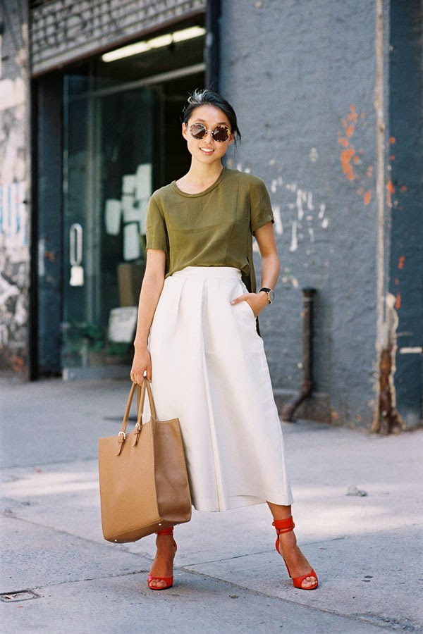 TREND culottes - OOTD Magazine 2