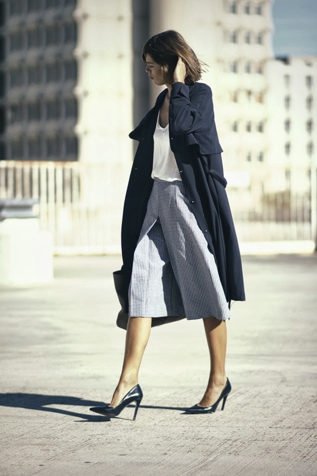 TREND culottes - OOTD Magazine 3