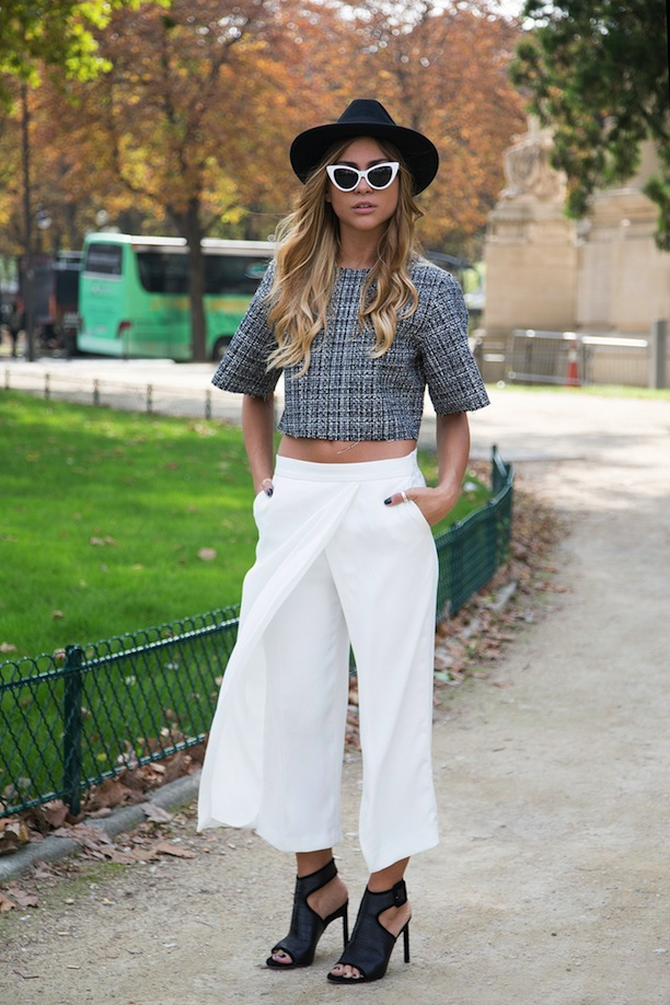 TREND culottes - OOTD Magazine 6