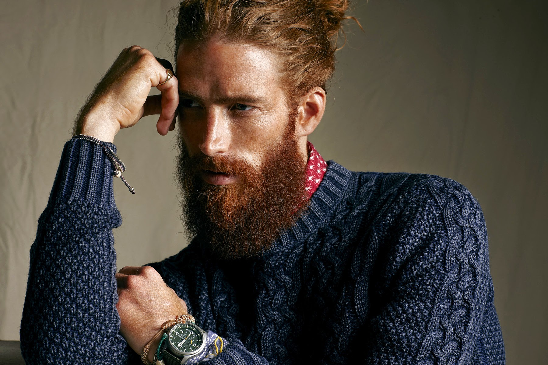 15 Reasons You Should Date A Man With A Beard - OOTD Magazine