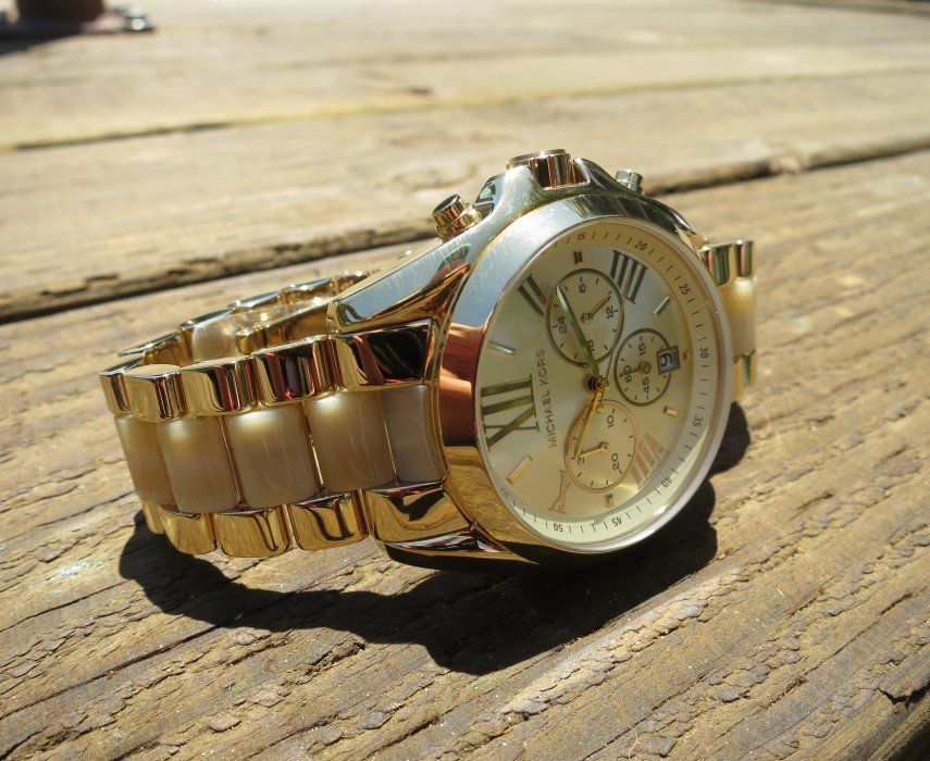Giveaway - Win A Michael Kors Watch - OOTD Magazine