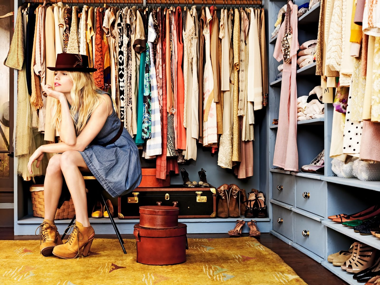 How To Clean Your Closet how to clean out your closet - ootd magazine