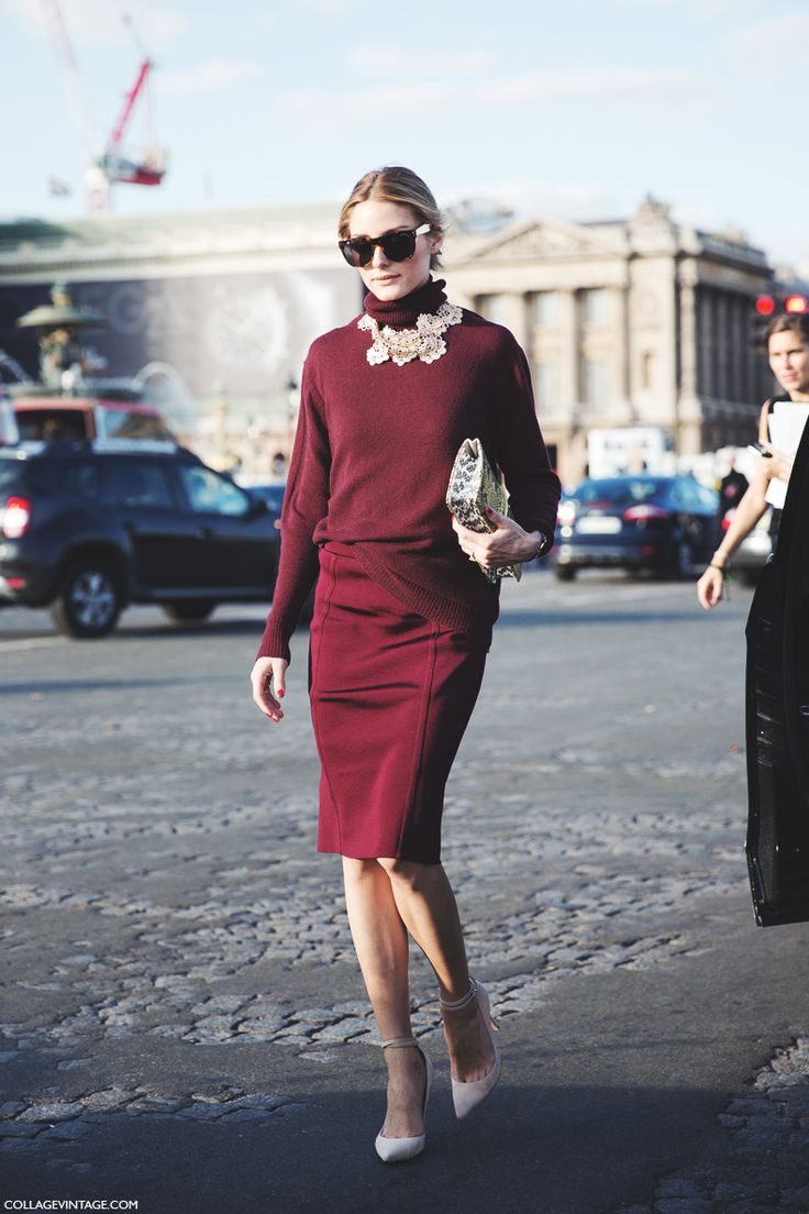How to Incorporate Pantone Color of the Year, Marsala Into Your Outfit 5