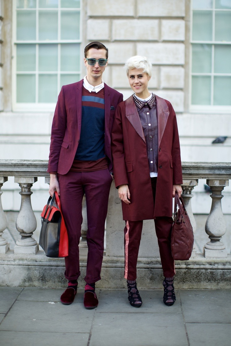 How to Incorporate Pantone Color of the Year, Marsala Into Your Outfit 6