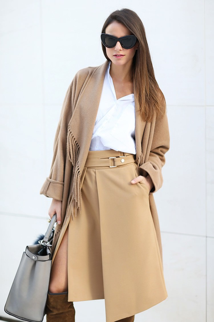 The Classic Coat Every Woman Needs - OOTD Magazine 5