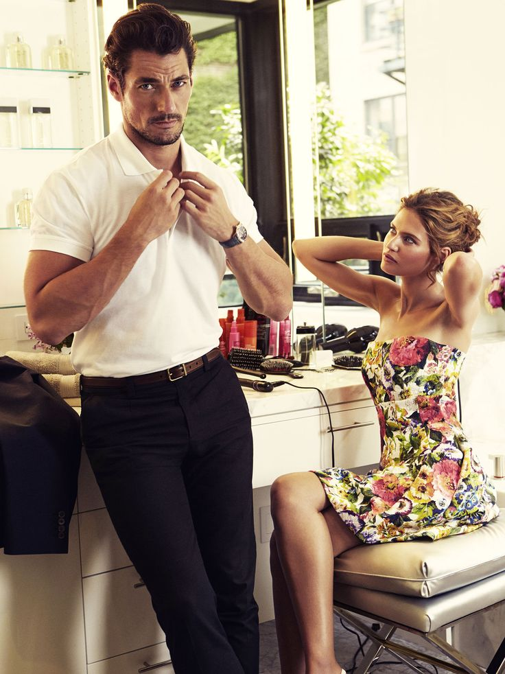 David Gandy, Bianca Balti