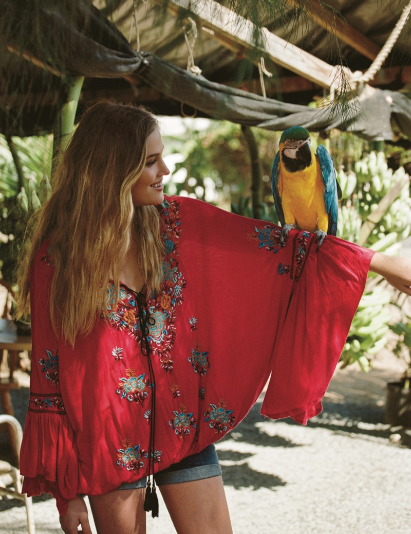 Free People May 2016 Tropical Catalog 06