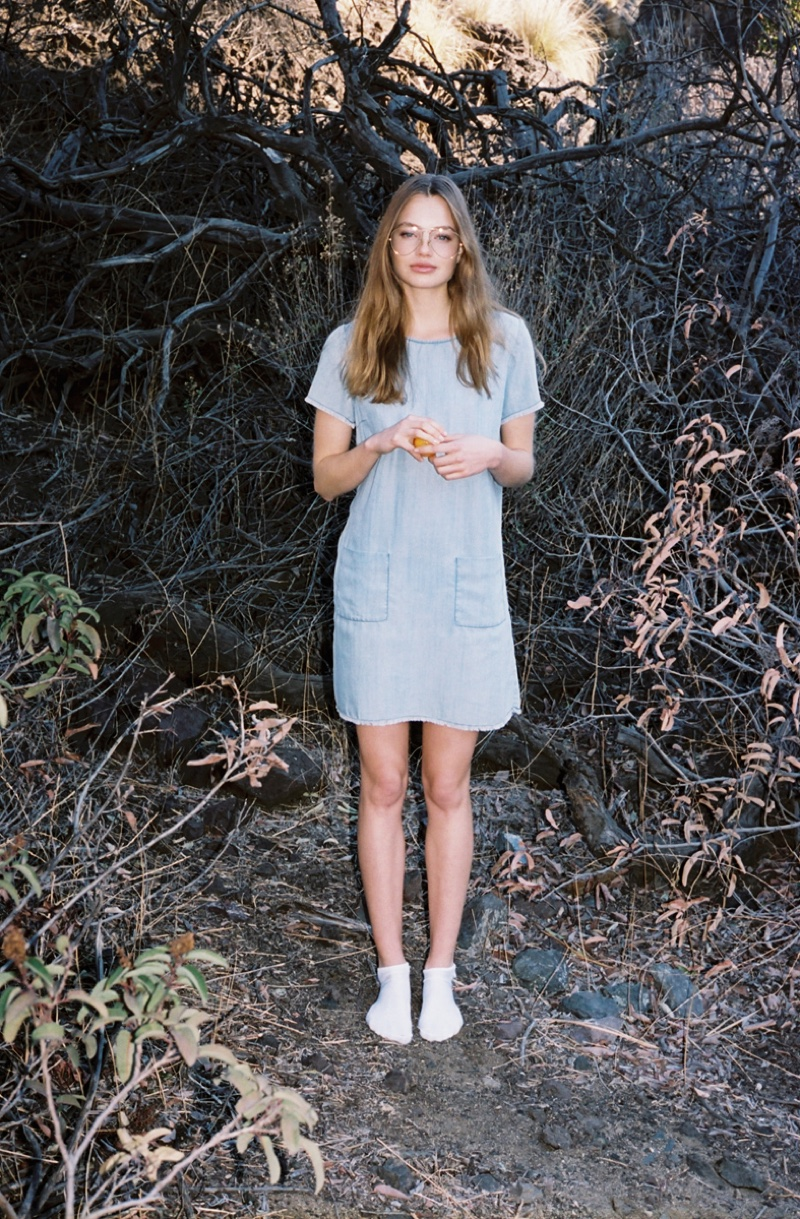 Kristine Forseth Stars in BB Dakota's Summer 2016 19