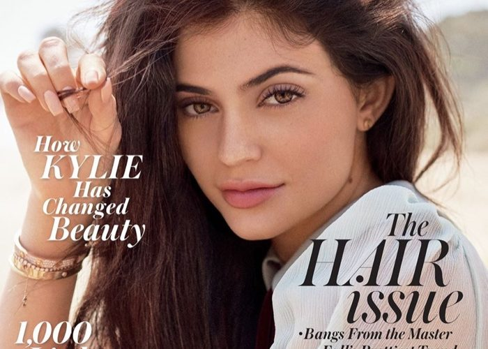 Kylie Jenner Poses for Allure 04