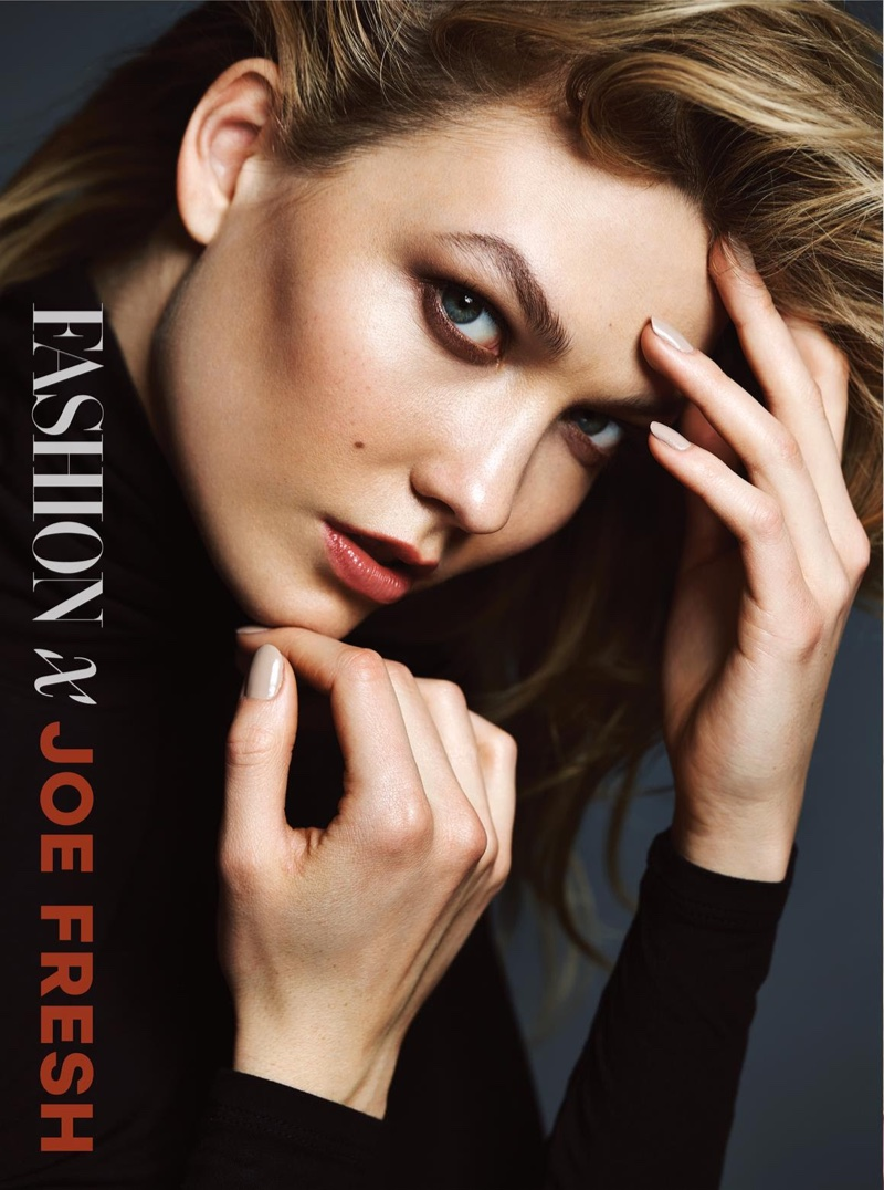 Karlie Kloss Poses For Fashion Magazine 01