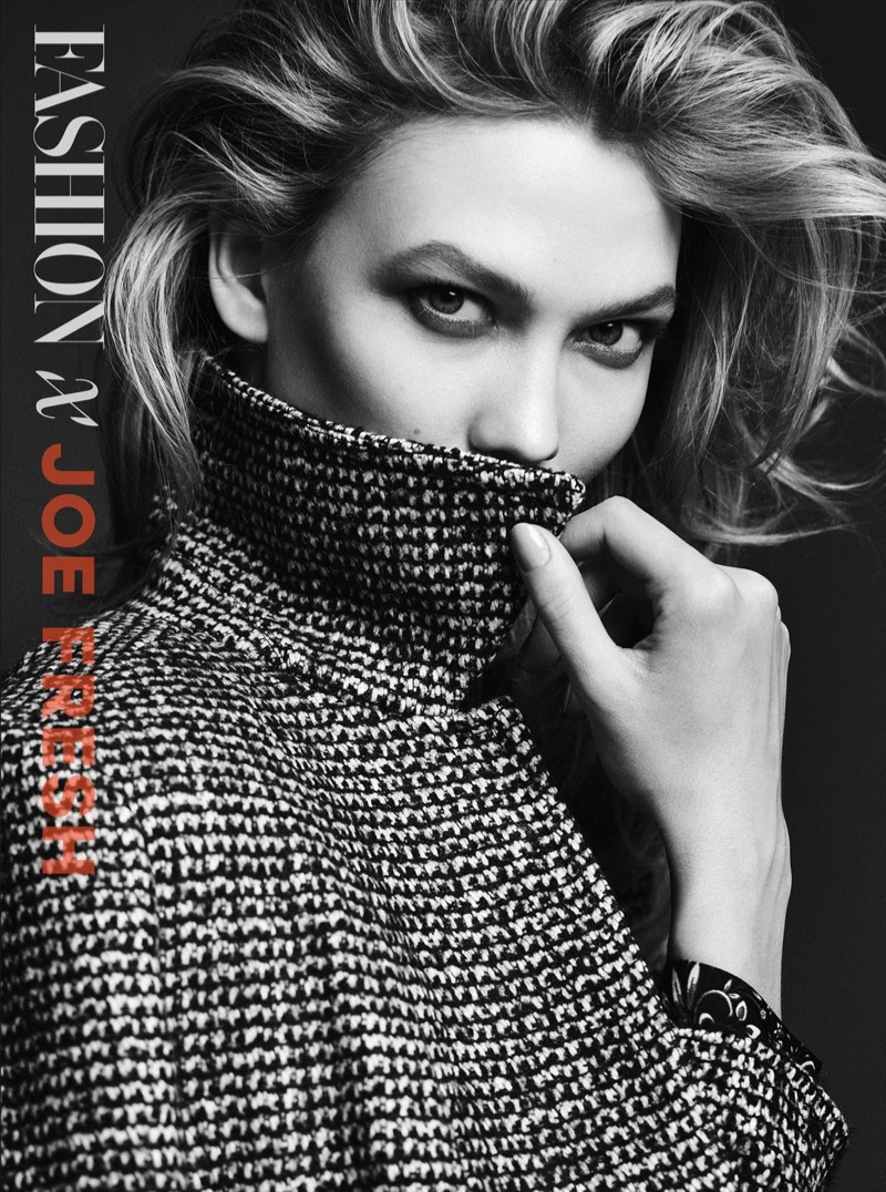 Karlie Kloss Poses For Fashion Magazine 08