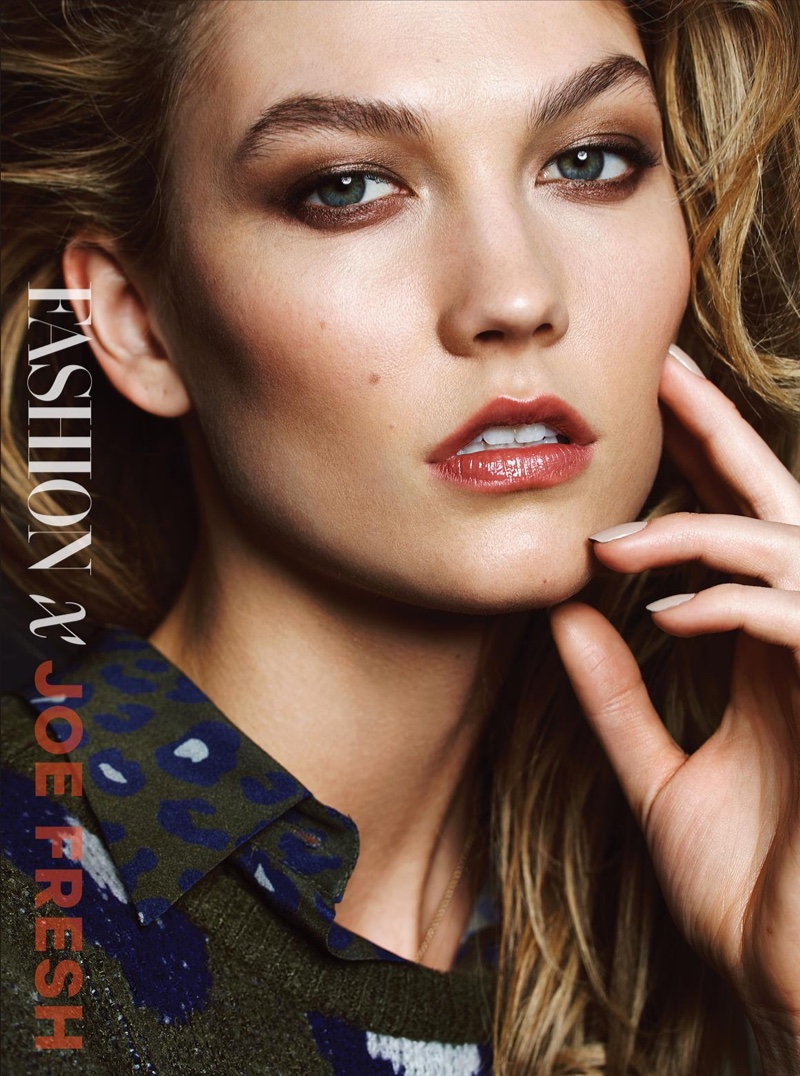 Karlie Kloss Poses For Fashion Magazine 09
