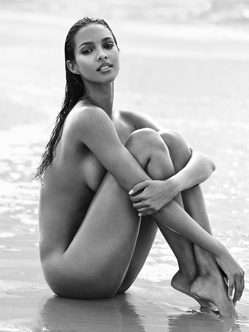 Lais Ribeiro Looks Gorgeous For GQ Mexico 03