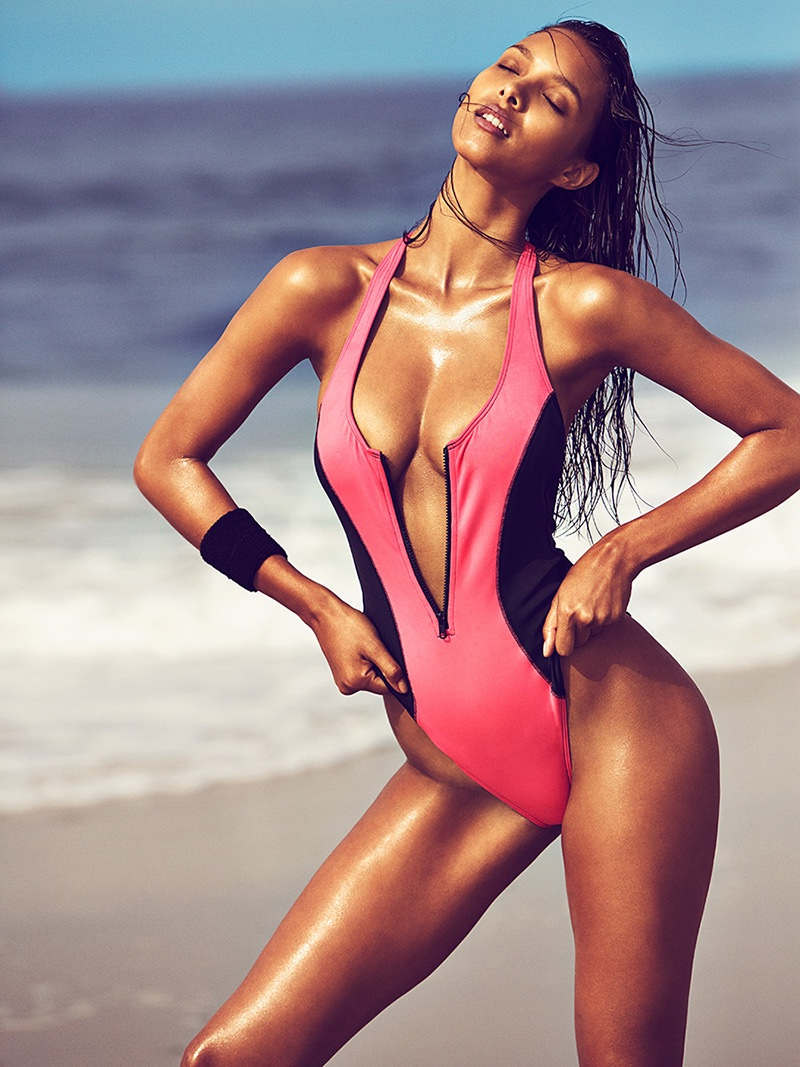 Lais Ribeiro Looks Gorgeous For GQ Mexico 04