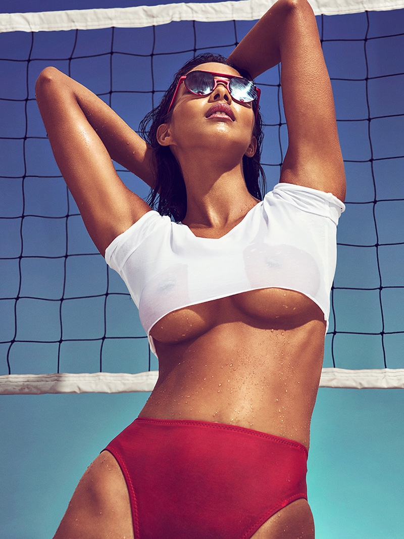Lais Ribeiro Looks Gorgeous For GQ Mexico 06