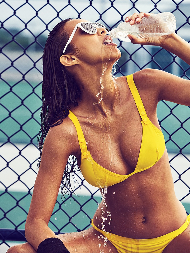 Lais Ribeiro Looks Gorgeous For GQ Mexico 07