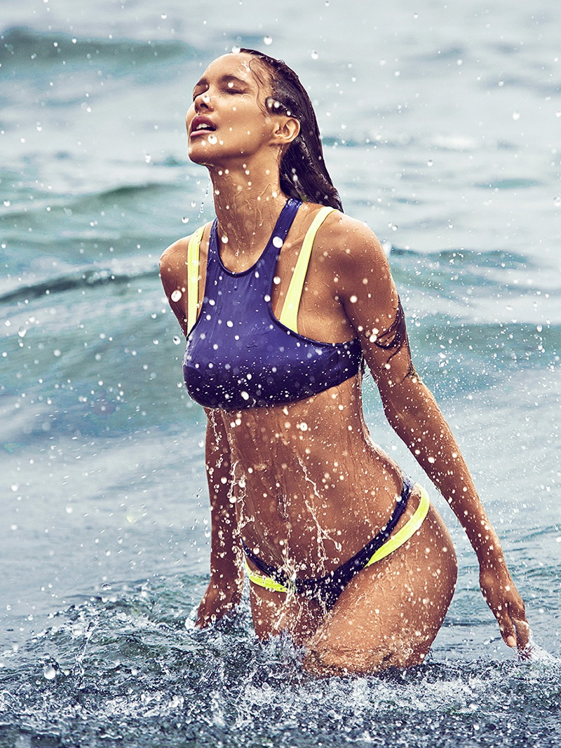 Lais Ribeiro Looks Gorgeous For GQ Mexico 08