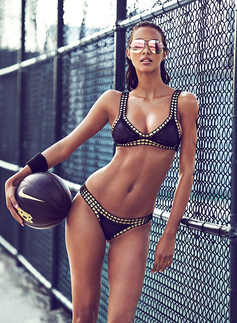 Lais Ribeiro Looks Gorgeous For GQ Mexico 10