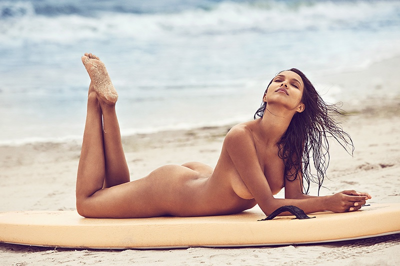 Lais Ribeiro Looks Gorgeous For GQ Mexico 11