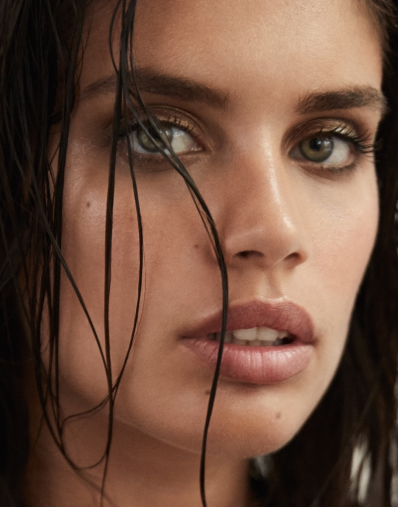 Sara Sampaio Models For The Edit 09