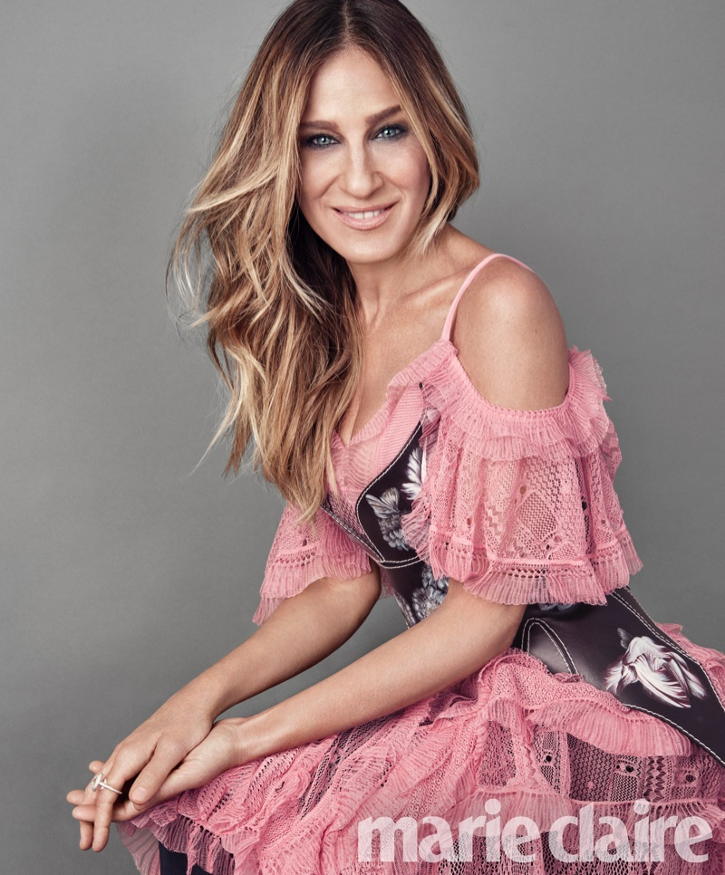 Sarah Jessica Parker Stars In Marie Claire 02
