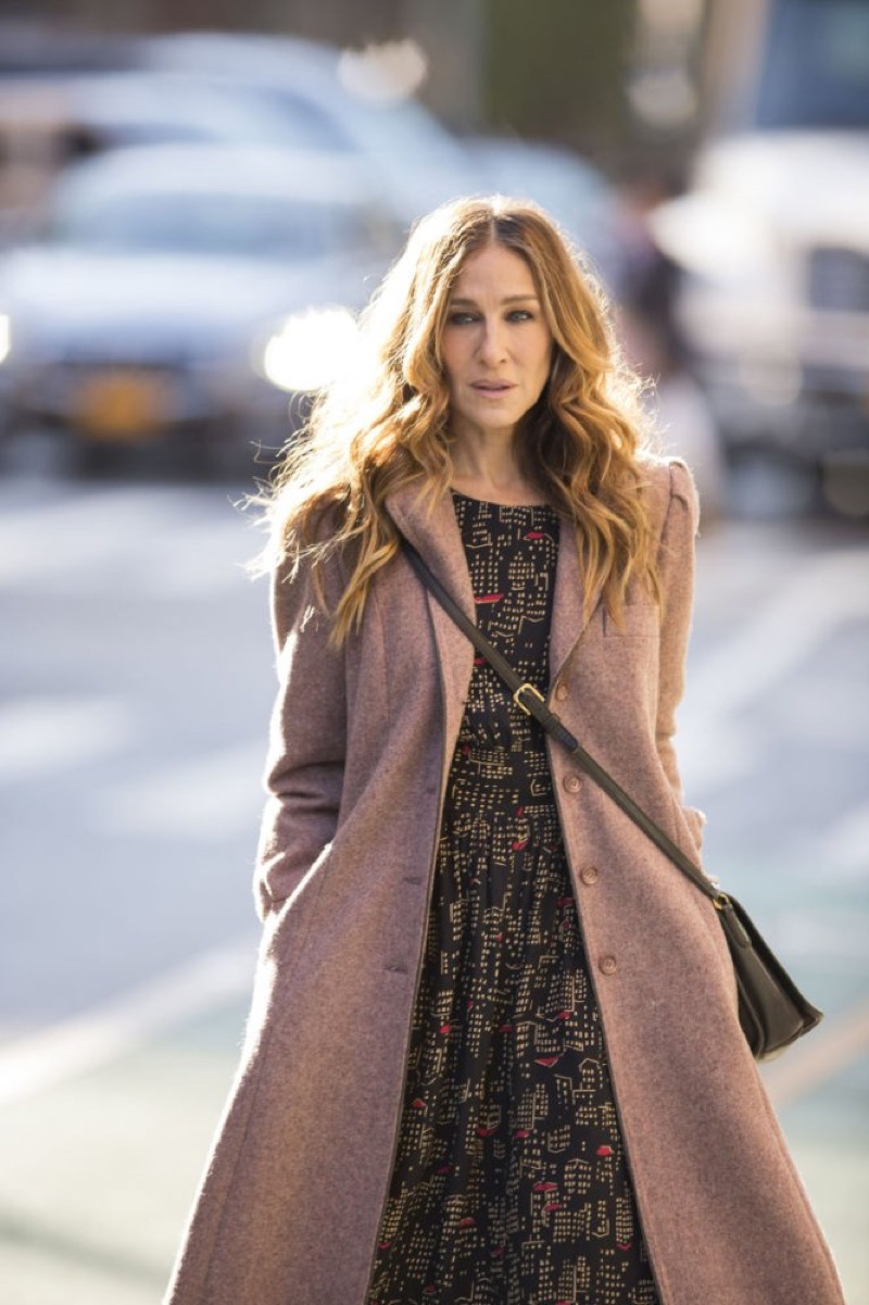 Sarah Jessica Parker Stars In Marie Claire 04