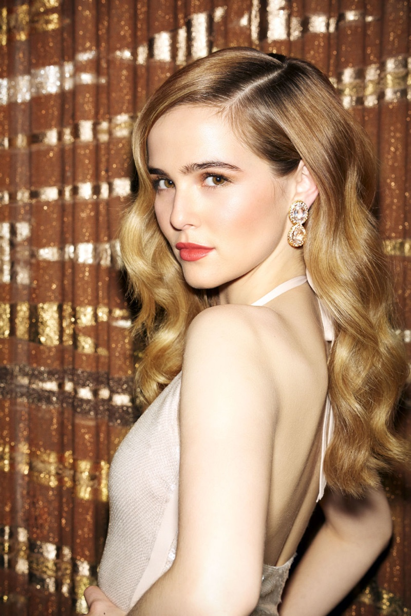 Zoey Deutch Looks Stunning For Harper's Bazaar 04