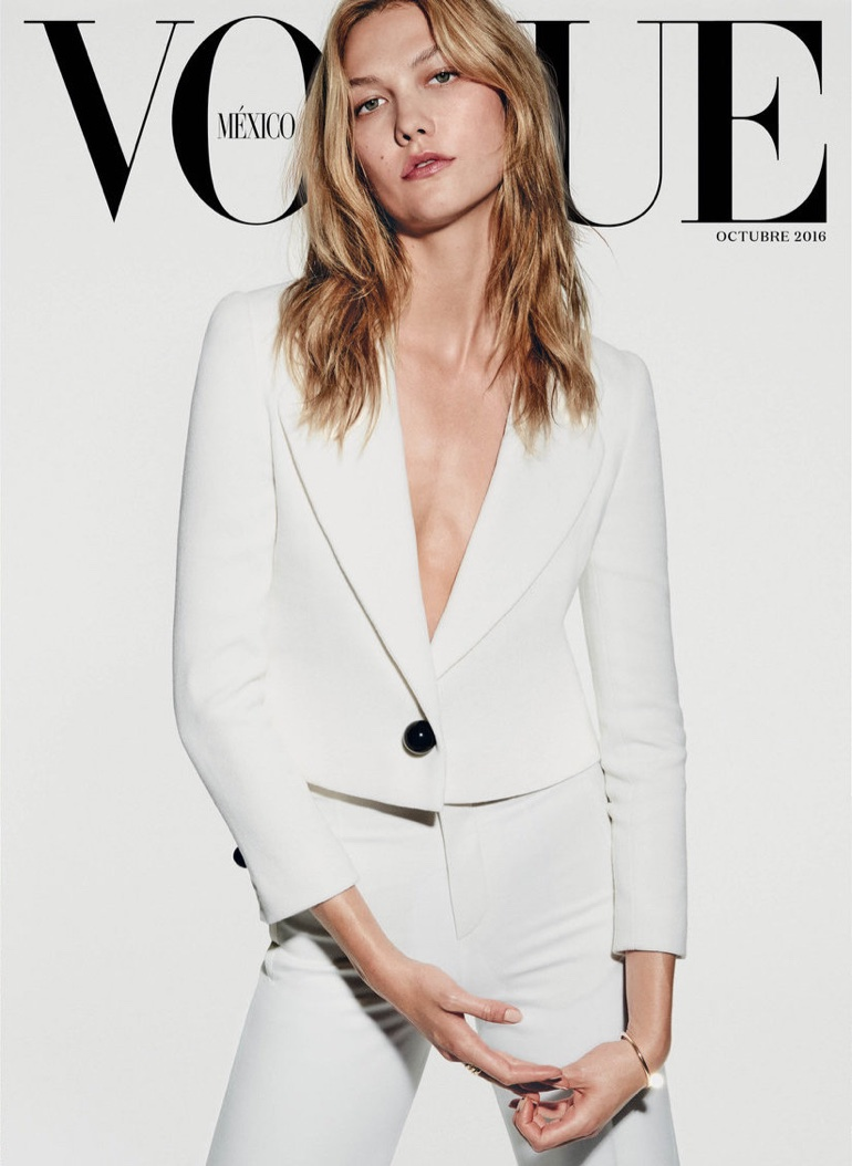Karlie Kloss Poses For Vogue Mexico 11