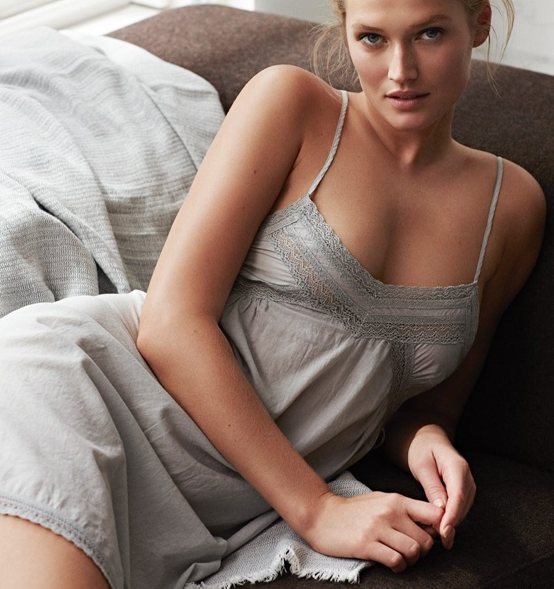 Toni Garrn For Zara Home 2016 12